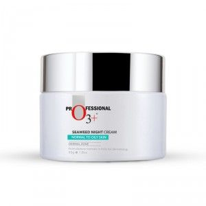 Buy O3+ Seaweed Night Cream Double Rich Formula - Nykaa