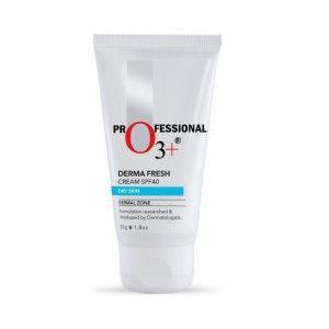 Buy O3+ Derma Fresh Cream SPF 40 - Nykaa
