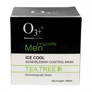 Buy O3+ Men Ice Cool Acne/Blemish Control Cream - Nykaa