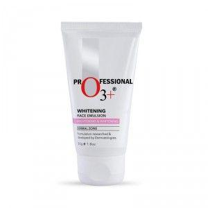 Buy O3+ Whitening Face Emulsion Brightening & Whitening Dermal Zone - Nykaa