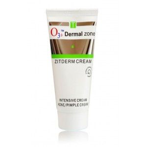 Buy O3+ Dermal Zone Zitderm Acne & Pimple Cream - Nykaa
