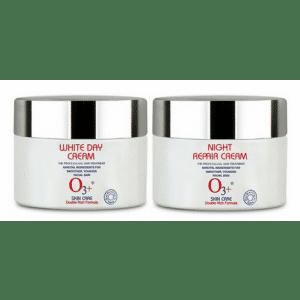 Buy O3+ White Day & Night Repair Cream - Nykaa