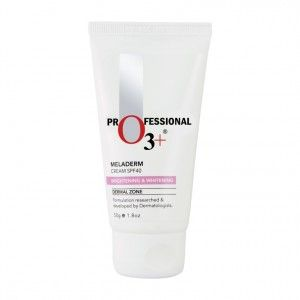 Buy O3+ Dermal Zone Meladerm Brightening & Whitening Cream - Nykaa