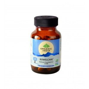 Buy Organic India Bowelcare - Nykaa