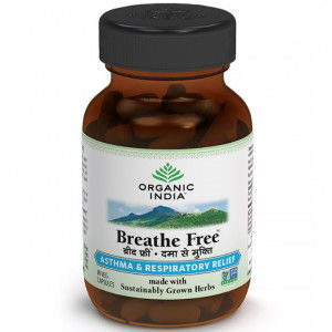 Buy Organic India Breath Free - Nykaa
