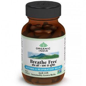 Buy Organic India Breath Free - Nykaa