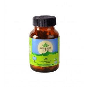 Buy Organic India Liver-Kidney Care - Nykaa