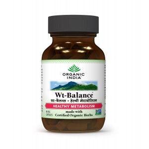 Buy Organic India Weight Balance Metabolic Regulator - Nykaa