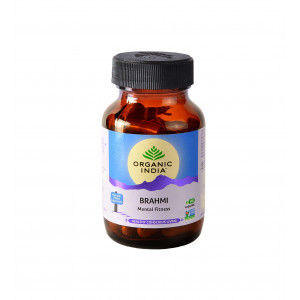 Buy Organic India Brahmi - Nykaa