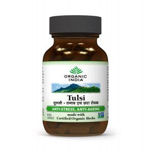 Buy Organic India Tulsi - Nykaa