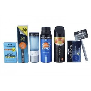Buy Park Avenue Mens Good Morning Grooming Kit (Save Rs.49) - Nykaa