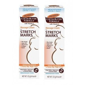 Buy Palmer's Cocoa Butter Formula Massage Cream For Stretch Marks Pack of 2 - Nykaa