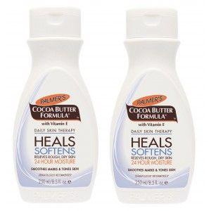 Buy Palmer's Cocoa Butter Formula Lotion Pack of 2 - Nykaa
