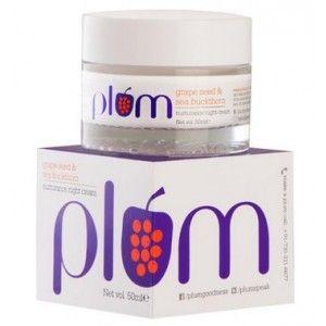 Buy Plum Grape Seed and Sea Buckthorn Nurturance Night Cream - Nykaa