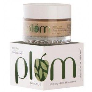 Buy Plum Green Tea Clear Face Mask - Nykaa