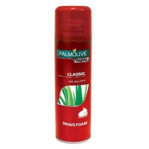 Buy Palmolive Men Classic With Aloe Vera Shave Foam - Nykaa