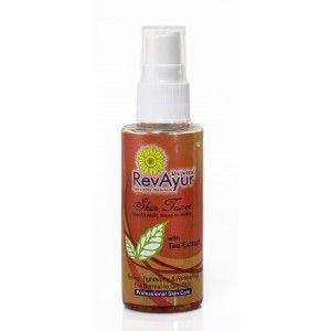 Buy RevAyur Skin Toner With Tea Extract - Nykaa