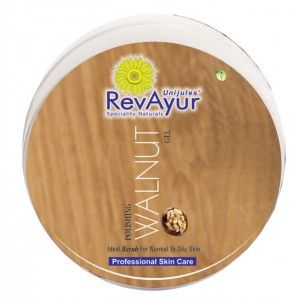Buy RevAyur Walnut Polishing Gel - Nykaa