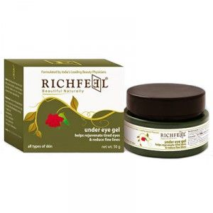 Buy Richfeel Under Eye Gel - Nykaa
