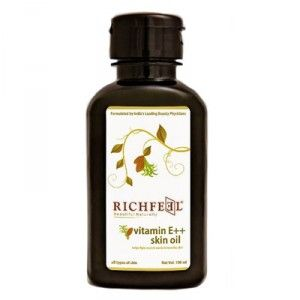 Buy Richfeel Vitamin E++ Skin Oil - Nykaa