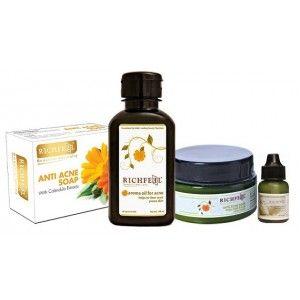 Buy Richfeel Skincare Combo Kit - Nykaa