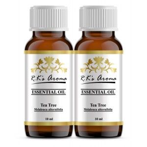 Buy R.K's Aroma Tea Tree (Pack of 2) Essential Oil - Nykaa