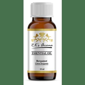 Buy R.K's Aroma Bergamot Essential Oil - Nykaa