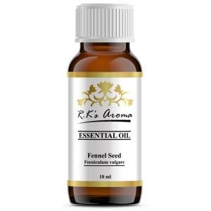 Buy R.K's Aroma Fennel Seed Essential Oil - Nykaa