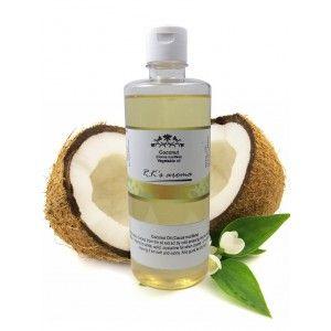Buy R.K's Aroma Coconut Carrier Oil - Nykaa