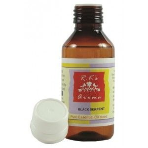 Buy R.K's Aroma Black Serpent Pure Essential Oil Blend - Nykaa