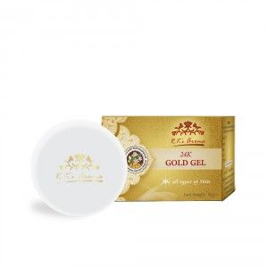 Buy R.K's Aroma 24K Gold Gel - Nykaa