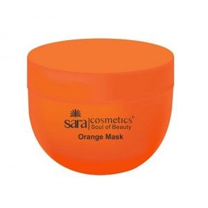 Buy Sara Orange Mask - Nykaa