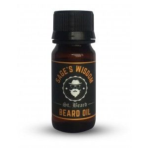 Buy Saint Beard Oil Sage's Wisdom - Nykaa
