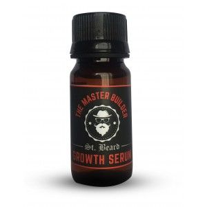 Buy Saint Beard Growth Serum The Master Builder - Nykaa