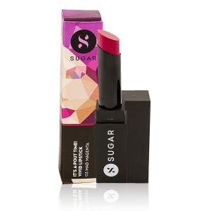 Buy SUGAR It's A-Pout Time! Vivid Lipstick - Nykaa