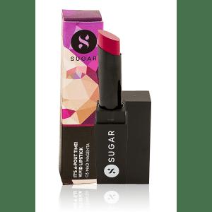 Buy SUGAR It's A-Pout Time! Vivid Lipstick - Nykaa