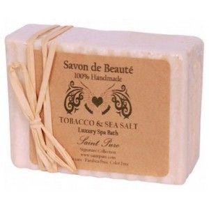 Buy Saint Pure Spa Tobacco & Sea Salt Luxury Spa Bath - Nykaa