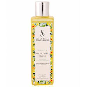 Buy Secret Senses Bhringraj Deep Nourishing Hair Oil - Nykaa
