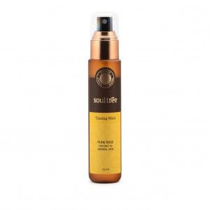Buy SoulTree Pure Rose Toning Mist - Nykaa
