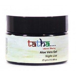 Buy Tatha Nature's Blessing Aloe Vera Gel Night Use - Nykaa