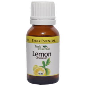 Buy Truly Essential Lemon Oil - Nykaa
