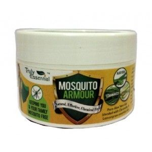 Buy Truly Essential Mosquito Armour Aloe Gel - Nykaa