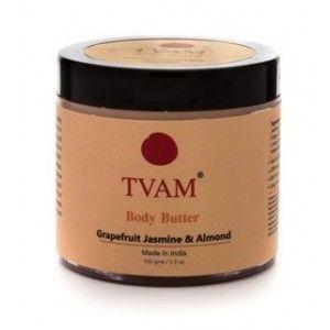 Buy TVAM Grapefruit Jasmine & Almond Body Butter - Nykaa