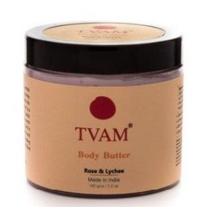 Buy TVAM Rose & Lychee Body Butter - Nykaa