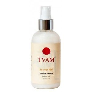 Buy TVAM Jasmine & Mogra Shower Gel - Nykaa