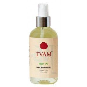Buy TVAM Neem Anti-Dandruff Hair Oil - Nykaa