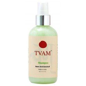Buy TVAM Neem Anti-Dandruff Shampoo - Nykaa