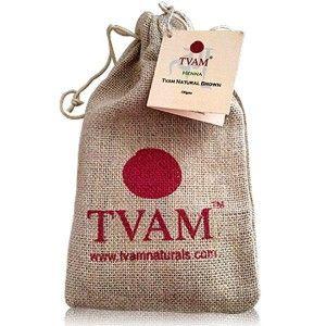 Buy TVAM Henna Natural Brown Hair Color - Nykaa