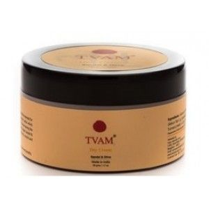 Buy TVAM Day Cream Sandal & Olive  - Nykaa