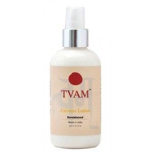 Buy TVAM Sandal Fairness Lotion - Nykaa